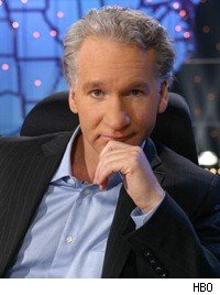 Bill Maher, host of Real Time with Bill Maher