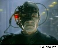 ESPN is like the borg, only with more bald people.