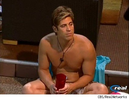 Braden from Big Brother 11 is kind of out there, dude