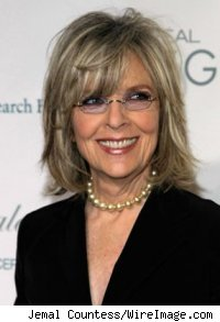 Diane Keaton in HBO series