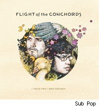 Flight of the Conchords album