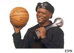 Samuel L. Jackson hosting The Espys