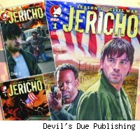 Jericho: Season Three