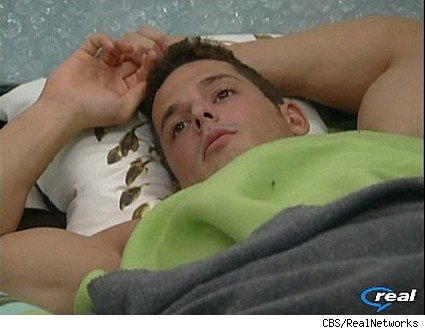 Jessie nears the end of his HOH reign on Big Brother 11