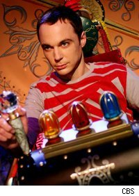 Jim Parsons as Sheldon Cooper (The Big Bang Theory)