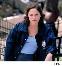 When last we saw actress Jorja Fox on CSI, her alter ego Sara Sidle was deep ...