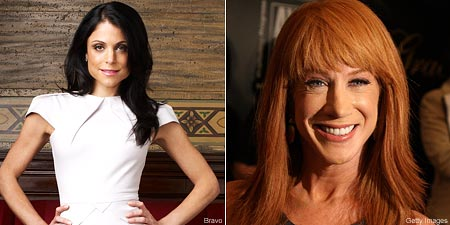 The Real Housewives of New York City and Kathy Griffin