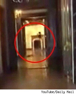 Is this Michael Jackson's ghost at Neverland Ranch?