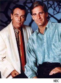 Dean Stockwell &amp; Scott Bakula: Quantum Leap