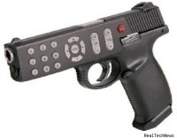 Remote Control Gun