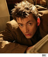 The former Doctor, David Tennant, will appear at Comic-Con to promote his Doctor Who specials.