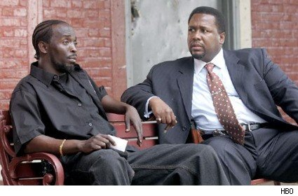 The Wire, season 3 - Omar and Bunk