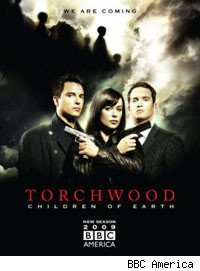 Torchwood picked up for season four