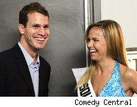 Daniel Tosh & Miss South Carolina