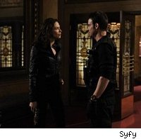 Warehouse 13: Magnetism