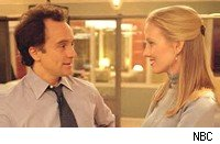 West Wing Donna and Josh