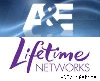 A&E and Lifetime Network logos