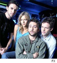 Always Sunny cast