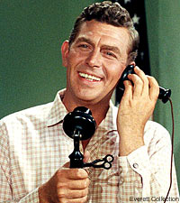 Best Shows of the '60s Andy Griffith