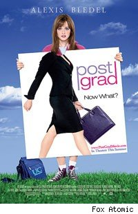 alexis bledel post grad movie