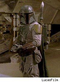 Boba Fett will play a major role in the new Star Wars live action show.