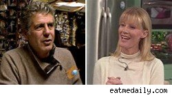 Bourdain and Lee