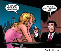 buffy comic colbert