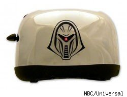 battlestar cyon toaster