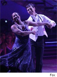 Donyelle Jones with Benji Schwimmer on So You Think You Can Dance