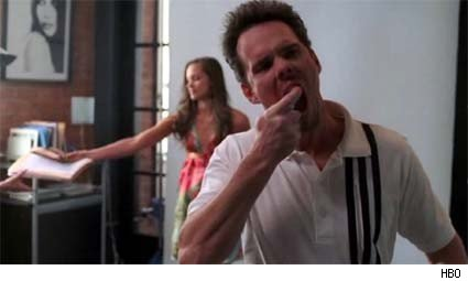 Kevin Dillon as Johnny Drama on HBO's 'Entourage.'