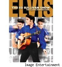 Ed Sullivan - Elvis DVD