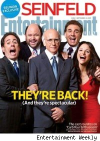 Seinfeld Reunion - Entertainment Weekly