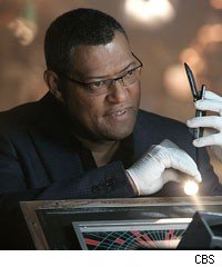 Laurence Fishburne, CSI