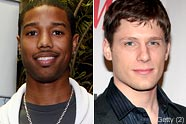 Michael B. Jordan Matt Lauria Friday Night Lights