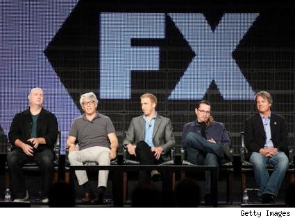 FX Showrunners Panel