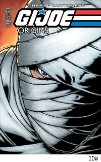Storm Shadow returns in IDW's new G.I. Joe Digital Comics.