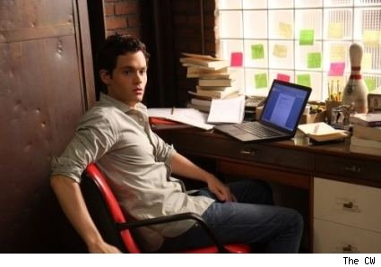 Penn Badgley as Dan Humphrey on Gossip Girl