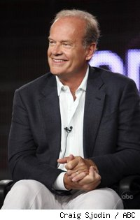 Kelsey Grammer at TCA 09 session for Hank