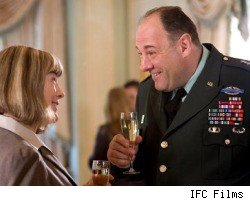 James Gandolfini in In the Loop