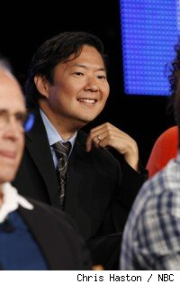 Ken Jeong on Community TCA panel