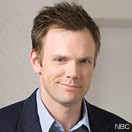 Joel McHale on Community