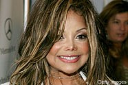 LaToya Jackson The View