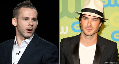 Dominic Monaghan Ian Somerhalder