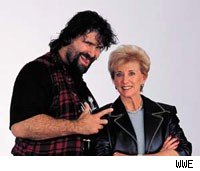 Linda McMahon may be jumping from the wrestling ring to Washington, DC.