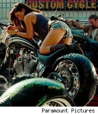 Megan Fox - Transformers: Revenge of the Fallen