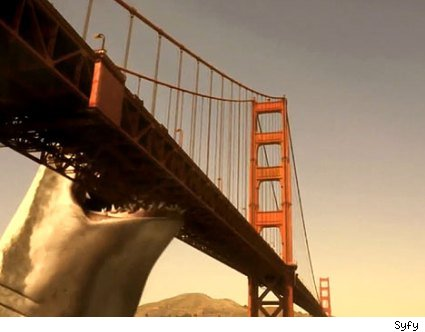 Megashark vs. Giant Octopus