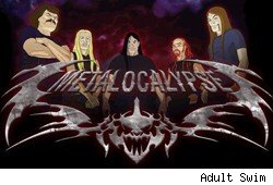 Metalocalypse is going on a live action tour of the U.S. this year.