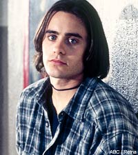 Jared Leto as Jordan Catalano in My So Called Life