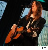 Patti Smith at the TCA tour