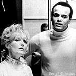 Petula Clark and Harry Belafonte